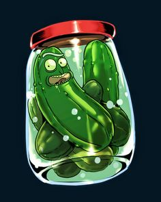 Rick and Morty x Pickle Rick's