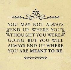 Ooit komt alles heel misschien toch wel goed!