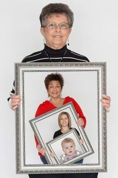 Four Generations Picture Ideas | great idea for a 4 generations photo