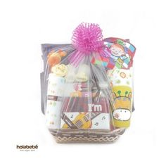 Holabebe Baby Hamper (HG005) - Gift Hampers - Baby & Kids - Personalised Gifts Marketplace