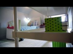 How to Furnish a Children's Bedroom | At Home With P. Allen Smith