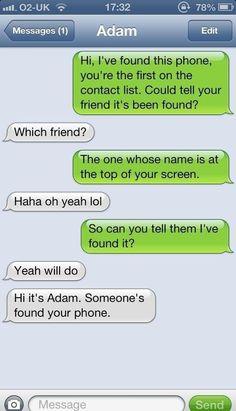 Haha fail.