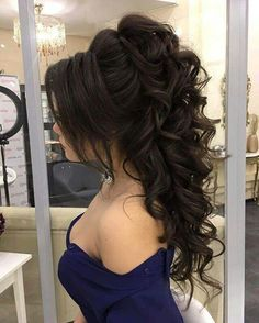 Beautiful Bridal Hairstyle To Inspire You   This Stunning Wedding Hairstyle  For Long Hair Is Perfect For Wedding Day,Wedding Hairstyle Ideas