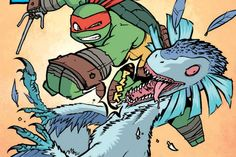 TMNT: Turtles In Time #1, IDW