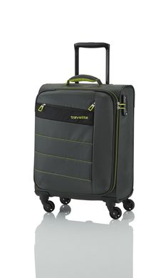 Travelite Kite Trolley S 4W Oliv