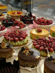 Photography - Paris Pastries. $28.00, via Etsy.