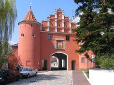 Bürgertor Neuburg an der Donau