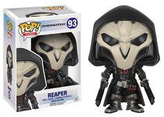 Funko Pop Games: Overwatch - Reaper Vinyl Figure (Pre-Order)