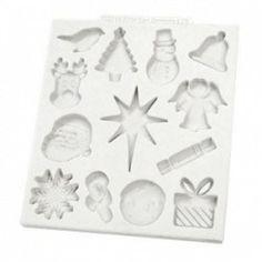 Moule objets de Noël - Katy Sue