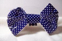 Cómo hacer una corbata de moño con papel