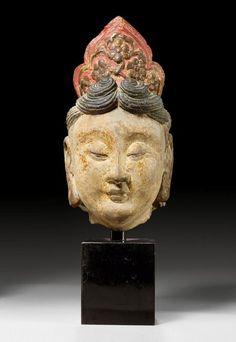 Head of Buddha   British Museum, UK