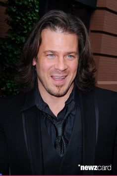 Actor Christian Kane enters Del Posto on May 18, 2011 in New York City.  (Photo by Ray Tamarra/Getty Images)