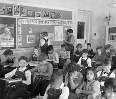 3rd Grade Boyd, 1941.  Colorado.