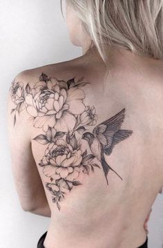 43 Beautiful Penoy Flower Tattoo Design Ideas For Fashion Woman - Page 15 of 43 . - 43 Beautiful Penoy Flower Tattoo Design Ideas For Fashion Woman – Page 15 of 43 – Fashionsum Bl - Mini Tattoos, Sexy Tattoos, Cute Tattoos, Beautiful Tattoos, Small Tattoos, Sleeve Tattoos, Pretty Girl Tattoos, Tatoos, Faith Tattoos