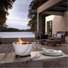 Fancy - Table Grill by Eva Solo Types Of Bricks, Design3000, Terrace Garden Design, Outdoor Living, Outdoor Decor, Outdoor Fun, Outdoor Spaces, Outdoor Furniture, House Of Fraser