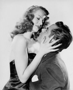 Gilda - starring Rita Hayworth and Glen Ford - a very entertaining love/hate relationship!