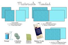 Dimplicity - Crafty Blog: Dog Crate Cover Tutorial