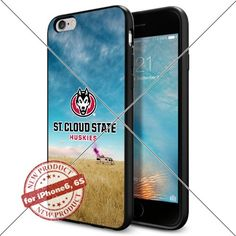 WADE CASE St. Cloud State Huskies Logo NCAA Cool Apple iPhone6 6S Case #1556 Black Smartphone Case Cover Collector TPU Rubber [Breaking Bad] WADE CASE http://www.amazon.com/dp/B017J7M28E/ref=cm_sw_r_pi_dp_.1rxwb07T1NKZ