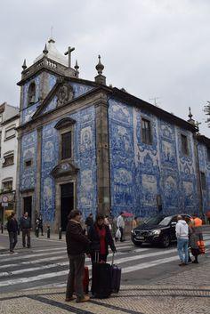 O que visitar no Porto capela das almas