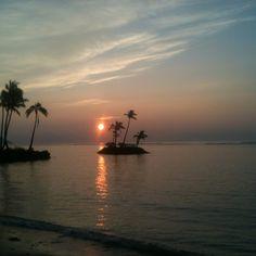 Sunrise at Kahala