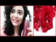 Make Herbal Rose water at Home   Anti-wrinkle/Anti-Pimple Rose Toner/Facial Mist - YouTube