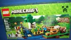 Lego Minecraft 21114 THE FARM NIB Retired sealed