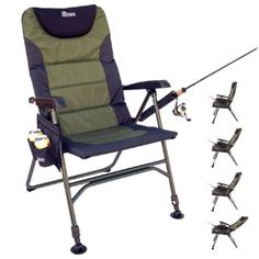 Earth Products Ultimate Outdoor Adjustable Fishing Chair with Adjustable Legs – Boat Part Deals – Boat Parts at Wholesale Prices, Boat Paint, Boat Seats, Boat Covers, Watersports Equipment and Gone Fishing, Best Fishing, Kayak Fishing, Fishing Rods, Fishing Stuff, Fishing Pole Holder, Fishing Chair, Camping Chairs, Camping Gear