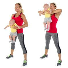 Use+Your+Baby+to+Lose+Your+Baby+Weight:+18+Moves+For+Mom+