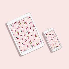 Cherry desktop wallpaper - free download for desktop, iPad and iPhone