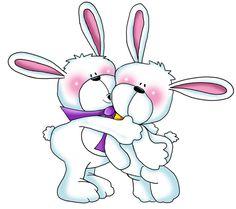 Rabbit couple