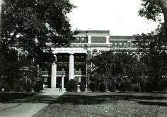 Plumb Hall in 1927