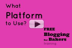 What Platform to Use for Blogging