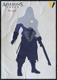 Assassins Creed Rogue Poster by FALLENV3GAS on DeviantArt