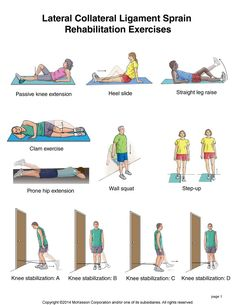 Lateral Collateral Ligament Strengthening Exercises