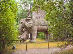Parco dei Mostri (Bomarzo, Italy): Top Tips Before You Go - TripAdvisor