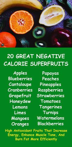20 Great Negative Calorie Superfruits. Get our FREE healthy weight loss eBook with suggested fitness plan, food diary, and exercise tracker. Learn about Moringa's potent alkaline rich, antioxidant loaded, weight loss qualities that help your body boost metabolism, detox, cleanse, burn fat, and lose weight more efficiently. Look and feel your best every day! LEARN MORE #Negative #Zero #Calorie #FatBurning #WeightLoss #Diet #Fruits #Foods