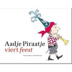 Aadje Piraatje viert feest. Zie diverse les ideeën Big People, Pirate Theme, A Classroom, Pre School, Education, Reading, Party, Books, Kids