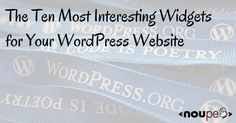 It is not least its versatility that makes WordPress so fascinating. WordPress websites are unique– at least if you want them to be. But what people often