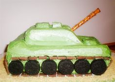 Army party cake- do I even dare to attempt another birthday cake disaster?