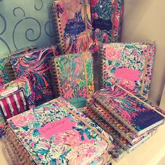 NEW Lilly Agendas are in!! Get yours before they are gone!!!  #summer #jewelry #jewelryboutique #lillyagenda #lilly #lillypulitzer #lillypulitzeragenda