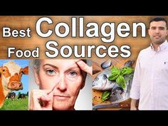 These are the best collagen rich foods in nature. Collagen is the glue that holds the body together. It can rejuvenate your skin, improve bone density, joint. Collagen Rich Foods, What Is Collagen, Collagen Drink, Collagen Powder, Holistic Medicine, Belleza Natural, Healthy Tips, Your Skin, Natural Remedies