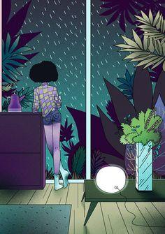 Le Blog de Marie Spénale, illustratrice et étudiante à Gobelins en CRMA