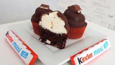 Recette des cupcakes au Kinder - William's Kitchen