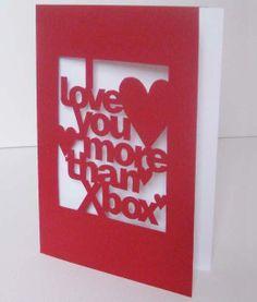 Tarjetas de San Valentín Originales