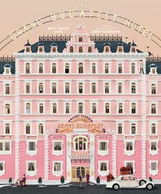 """Read """"The Wes Anderson Collection: The Grand Budapest Hotel"""" by Matt Zoller Seitz available from Rakuten Kobo. This companion to the New York Times bestselling book The Wes Anderson Collection takes readers behind the scenes of the. Grand Hotel Budapest, Moonrise Kingdom, Ralph Fiennes, New York Times, The Wes Anderson Collection, Lush, Oscar Winning Films, Grande Hotel, Fantastic Mr Fox"""