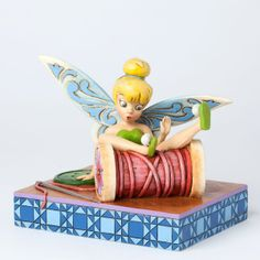 Falling Fairy (Tinker Bell) - Disney Traditions - Jim Shore