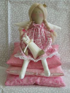 We Heart Dublin: Princess and the Pea Doll Tutorial