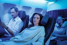 Travel Tips: How to Get a Better Sleep on the Plane - Pretty Chic Travel - Travel, fashion and beauty