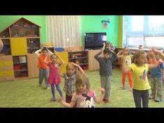 Tanečky děti 3-5let - YouTube