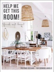 Help Me Get This Room Re Creating A Dream Dining On